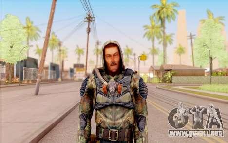 Glorioso de S. T. A. L. K. E. R. para GTA San Andreas