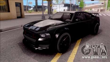 GTA V Bravado Buffalo Edition para GTA San Andreas