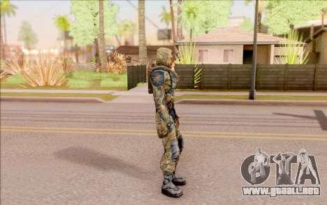 Glorioso de S. T. A. L. K. E. R. para GTA San Andreas tercera pantalla
