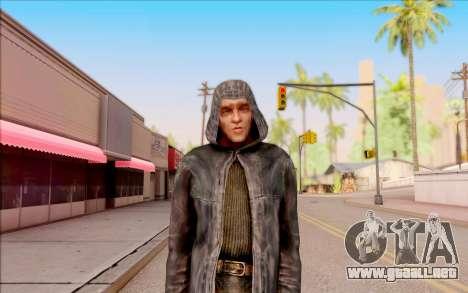 Un joven de Cerdo de S. T. A. L. K. E. R. para GTA San Andreas tercera pantalla