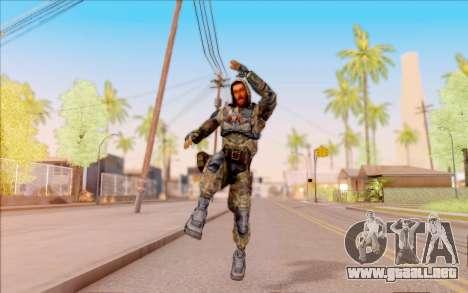 Glorioso de S. T. A. L. K. E. R. para GTA San Andreas sexta pantalla