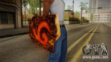 Hyrule Warriors - Deku Shield para GTA San Andreas tercera pantalla