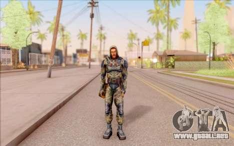 Glorioso de S. T. A. L. K. E. R. para GTA San Andreas segunda pantalla
