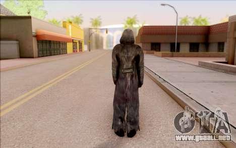 Un joven de Cerdo de S. T. A. L. K. E. R. para GTA San Andreas quinta pantalla