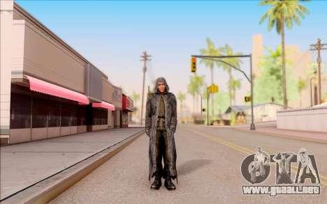 Un joven de Cerdo de S. T. A. L. K. E. R. para GTA San Andreas segunda pantalla