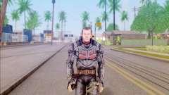 General Voronin de S. T. A. L. K. E. R para GTA San Andreas