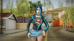 Saints Row The Third - Decker Specialist para GTA San Andreas