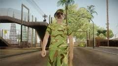 DLC GTA 5 Online Skin 1 para GTA San Andreas