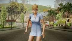 Sandra Skin para GTA San Andreas