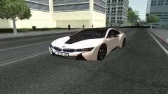 BMW i8 Armenian para GTA San Andreas