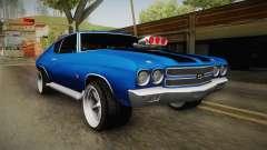 Chevrolet Chevelle SS 1970 v2 para GTA San Andreas