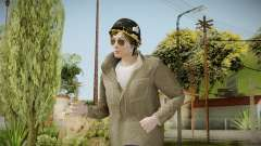 GTA 5 Online Smuggler DLC Skin 3 para GTA San Andreas