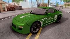 Mazda RX-7 NFS Undercover v2 para GTA San Andreas
