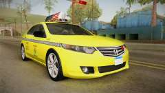 Honda Accord 2010 Taxi