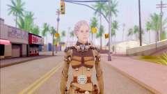 Layla de S. T. A. L. K. E. R para GTA San Andreas