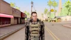 Degtyarev en el cuerpo de la armadura de S. T. A. L. K. E. R. para GTA San Andreas