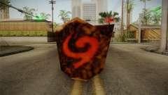 Hyrule Warriors - Deku Shield para GTA San Andreas