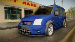 Ford Tourneo Connect 2012 para GTA San Andreas