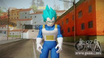 Vegeta Skin HD v4 para GTA San Andreas