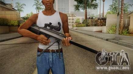 Barrett XM500 para GTA San Andreas