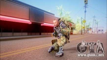 El CEP de S. T. A. L. K. E. R para GTA San Andreas