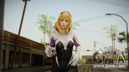 Marvel Future Fight - Spider-Gwen para GTA San Andreas