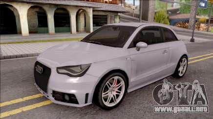 Audi A1 S-Line 2011 para GTA San Andreas