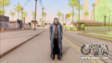 Mohammed de S. T. A. L. K. E. R. para GTA San Andreas