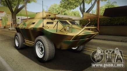 GTA 5 HVY APC IVF para GTA San Andreas