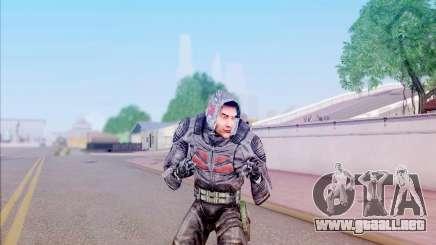 El capitán Ivantsov de S. T. A. L. K. E. R para GTA San Andreas