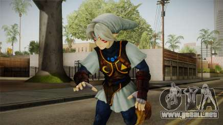 Hyrule Warriors - Fierce Deity Link Skin para GTA San Andreas