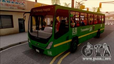 Marcopolo Torino Alimentador Colombiano para GTA San Andreas