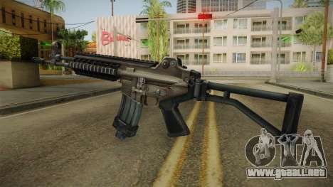 Daewoo DR-200 Assault Rifle para GTA San Andreas