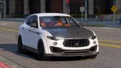 Maserati Levante Mansory para GTA 5
