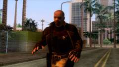 Marvel Heroes - Nick Fury Ultimate para GTA San Andreas
