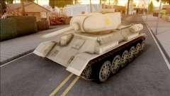 T-34 Z para GTA San Andreas