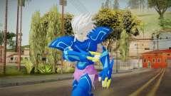 Saint Seiya Soldiers Soul - Fenrir Alioth Skin para GTA San Andreas