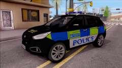 Hyundai IX35 2012 U.K Police para GTA San Andreas