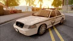 Ford Crown Victoria 2010 OS Highway Patrol para GTA San Andreas