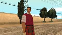 Tommy Vercetti Golf para GTA San Andreas