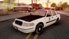 Ford Crown Victoria 2004 Des Moines PD para GTA San Andreas