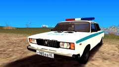 VAZ 2107 GVR V2 para GTA San Andreas