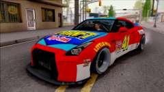 Nissan GT-R R35 Hornet Classic para GTA San Andreas