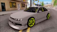 Nissan 200SX Drift Monster Energy para GTA San Andreas