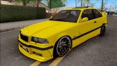 BMW M3 E36 BKworks para GTA San Andreas