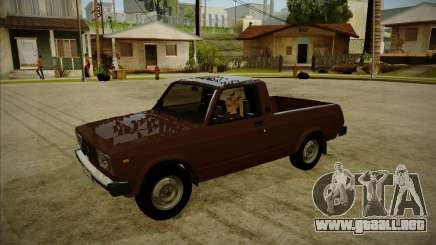 VAZ 2104 Recogida V2 para GTA San Andreas