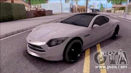 GTA V Hijak Khamelion para GTA San Andreas