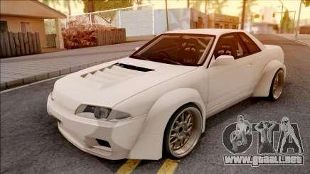 Nissan Skyline R32 Rocket Bunny v3 para GTA San Andreas