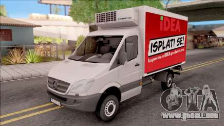Mercedes-Benz Sprinter Transporter para GTA San Andreas