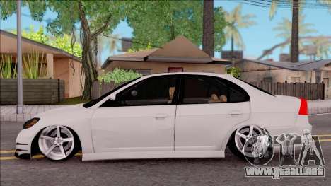 Honda Civic E.K MODS para GTA San Andreas left